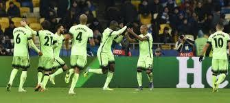 Manchester City Berhasil Kalahkan Dynamo Kiev Di Liga Champions