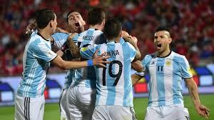 Hasil Kualifikasi Piala Dunia 2018 - Chile 1 Vs 2 Argentina