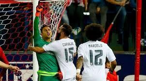 Kehebatan Kiper Real Madrid Keylor Navas