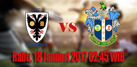 prediksi-skor-afc-wimbledon-vs-sutton-united-18-januari-2017