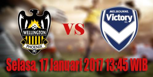 prediksi-wellington-phoenix-vs-melbourne-victory-17-januari-2017