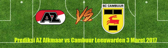 prediksi-skor-az-alkmaar-vs-cambuur-leeuwarden-3-maret-2017