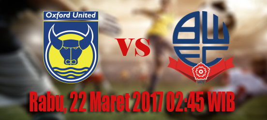 prediksi-skor-oxford-united-vs-bolton-wanderers-22-maret-2017