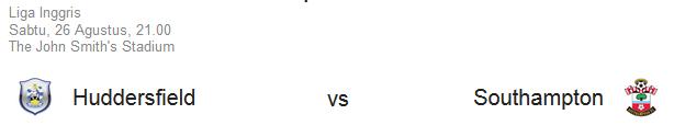 prediksi-skor-huddersfield-town-vs-southampton-26-agustus-2017-taruhan-judi-bola