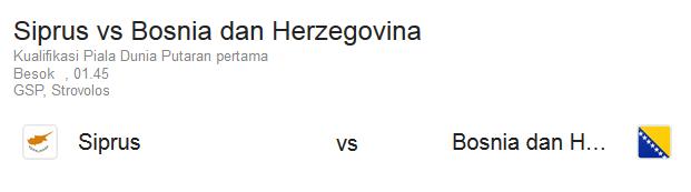 prediksi-skor-siprus-vs-bosnia-herzegovina-1-september-2017-bursa-bola
