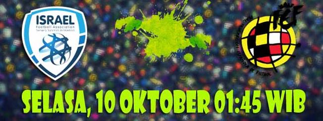 prediksi-skor-israel-vs-spain-10-oktober-2017