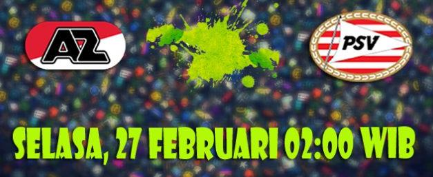 Prediksi Jong AZ Alkmaar vs Jong PSV Eindhoven 27 Februari 2018