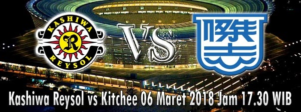 Kashiwa Reysol vs Kitchee 06 Maret 2018