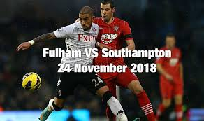 prediksi-fulham-vs-southampton-24-november-2018