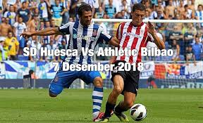 prediksi-sd-huesca-vs-athletic-bilbao-07-desember-2018