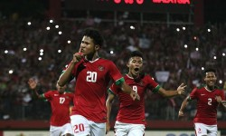 3 Fakta Menarik Kemenangan Timnas Indonesia Atas Malaysia