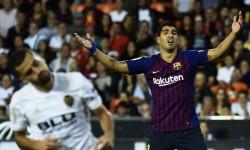5 Striker Incaran Barcelona sebagai Pengganti Luis Suarez