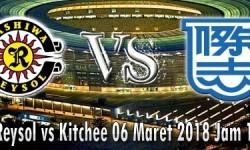Prediksi Bola Kashiwa Reysol vs Kitchee 06 Maret 2018