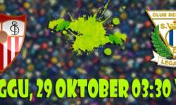 Prediksi Skor Sevilla vs Leganes 29 Oktober 2017 | Main Capsa Susun