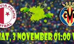 Prediksi Skor Slavia Praha vs Villarreal 3 November 2017 | Judi Online Bola