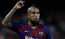 Barcelona Tunggu Tawaran Inter Milan untuk Arturo Vidal