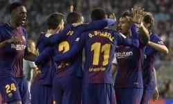 Gelar La Liga dan Copa del Rey Pekan Ini Akan Milik Barcelona