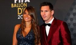 Istri Messi Sedang Hamil Anak Ketiga