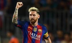 Messi Menanti Rekor 100 Gol di Liga Champions