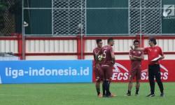 Persija Fokus Lawan Mitra Kukar Usai Digulung Bali United