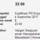 Prediksi Skor Armenia vs Denmark 4 September 2017 | Cara Daftar Sbobet