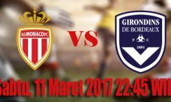 Prediksi Skor AS Monaco vs Bordeaux 11 Maret 2017
