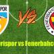 Prediksi Skor Kayserispor vs Fenerbahce 3 Maret 2017