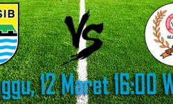 Prediksi Skor Persib vs Semen Padang 12 Maret 2017