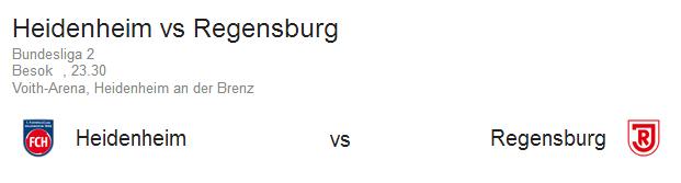 prediksi-skor-fc-heidenheim-vs-jahn-regensburg-8-september-2017-judi-bola